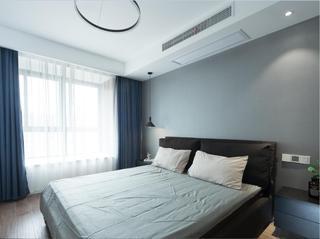 105平现代简约卧室装修效果图