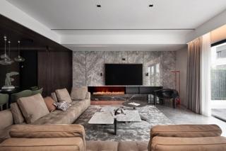 现代风格别墅客厅每日首存送20