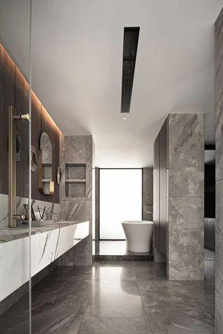 现代风格别墅卫生间每日首存送20