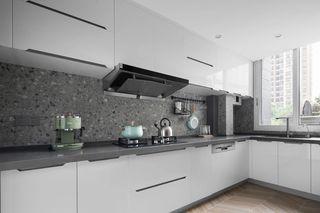 176平簡約風廚房裝修效果圖