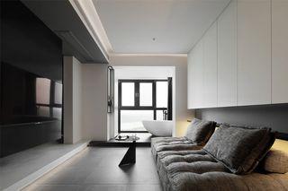 现代风两居装修效果图