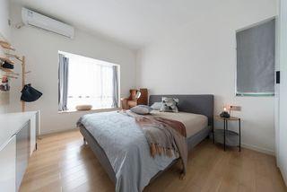 120m²日式风卧室装修效果图