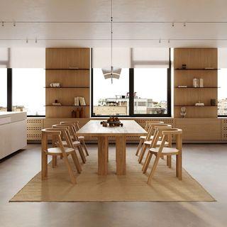 105平米公寓餐厅每日首存送20