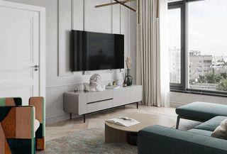 60平米公寓装修效果图
