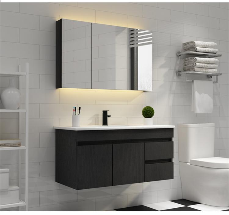 绿太阳浴室柜5692-70挂墙式洗脸洗手盆镜柜